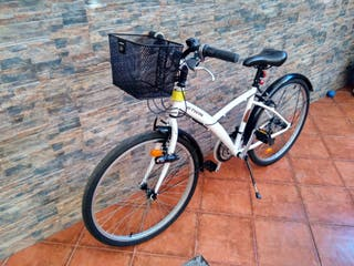 bicicleta apenas sin uso economica