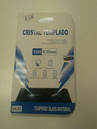 Cristal templado Samsung J1