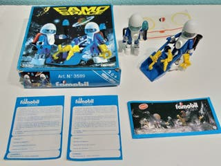 Famobil N° 3589 FamoSpace en caja.