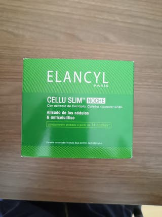 Anticelulitico Elancyl noche 250 ml. NUEVO.
