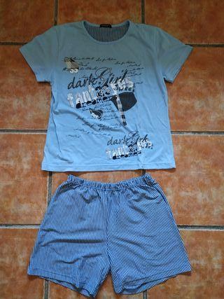 Pijama mujer niña Talla M