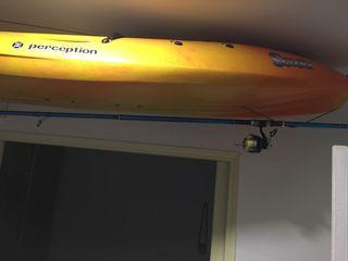 kayak perception en perfecto estado