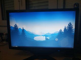 Vendo monitor Acer 22 pulgadas VGA 1080p
