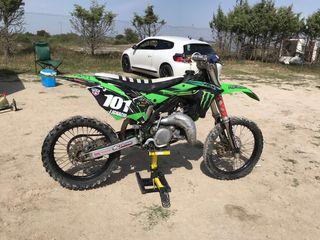 Kawasaki Kx 125 97