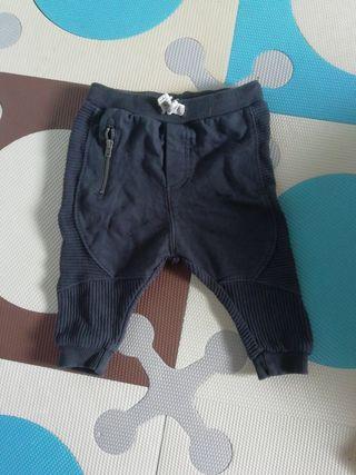 pantalón chándal Zara 6-9 meses