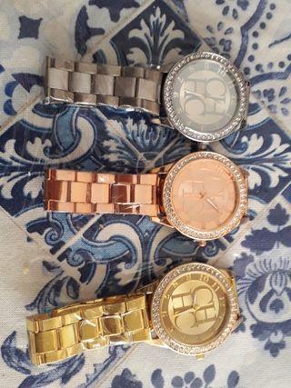 relojes de mujeres