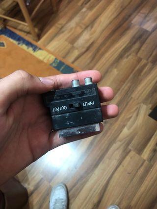 Conector de tele a consola