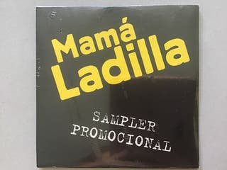 MAMA LADILLA CD SAMPLER PROMOCIONAL