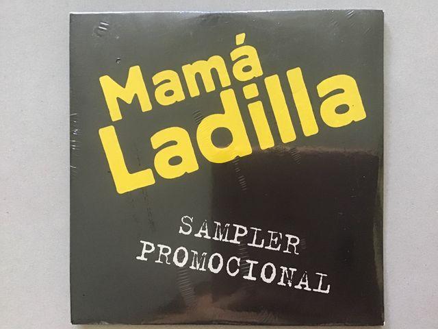 MAMA LADILLA CD SAMPLER PROMOCIONAL