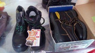 Zapatos de seguridad marca panter