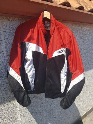cazadora moto alpinestars Xl