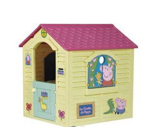 Casa jardín pepa pig