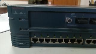 SWITCH CISCO CATALYS WS-2924M-XL