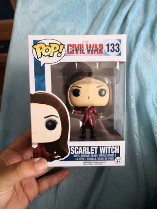 Funko Pop Scarlet Witch Civil War