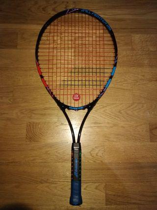 Raqueta de tenis marca Babolat