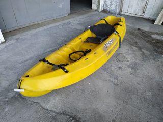 kayak una persona autobaciable