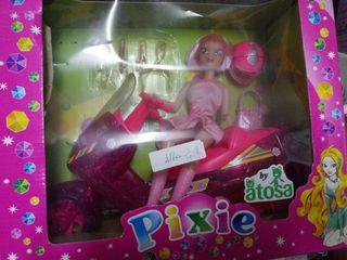 Muñeca Pixie