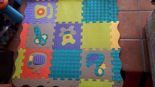 61d4f645627 Alfombra de puzzle de segunda mano en WALLAPOP