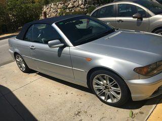 BMW 330ci 2003 descapotable