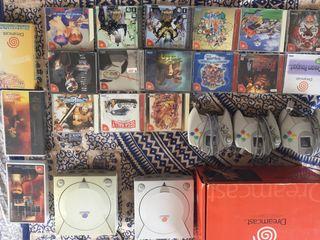 Dreamcast- jocs- pad
