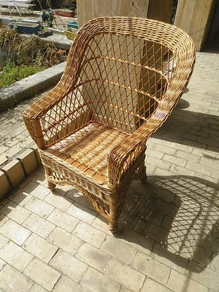 silla de la abuela