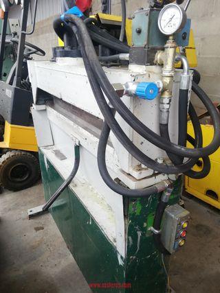 prensa plegadora hidraulica de 1000mm