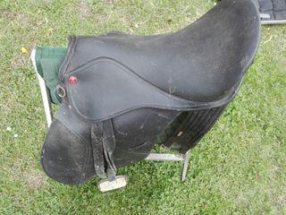 silla de montar montura caballo