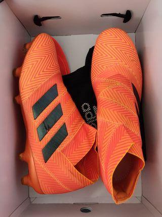 Botas de fútbol adidas Nemeziz 18+ (TG. 43 1/3)