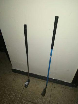 Palos de golf para niño
