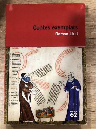 Contes exemplars Ramon Llull