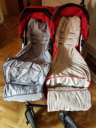 Sacos silla paseo TUC TUC