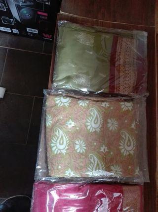 saris indios 5m tela