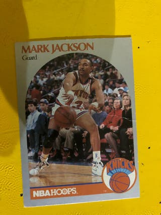 Cromo NBA Mark Jackson
