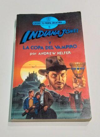 Libro Indiana Jones