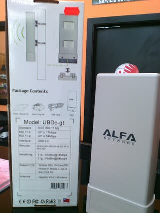 Antena WiFi Alfa