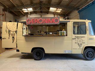 Alquiler food truck para eventos