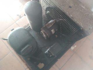 motor de nevera industral