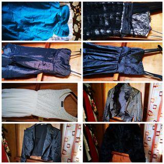 lote de trajes