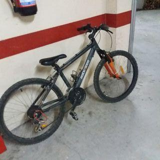 Bicicleta montaña niño