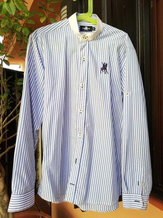 camisa marca la jaca talla 12