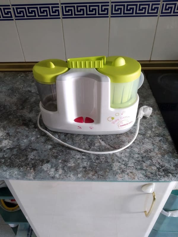 Robot cocina Babystation Voltereta