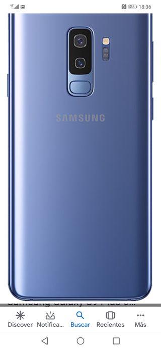 Samsung s 9 plus