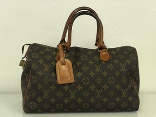 Bolso Louis Vuitton, Monogram Speedy 35 original