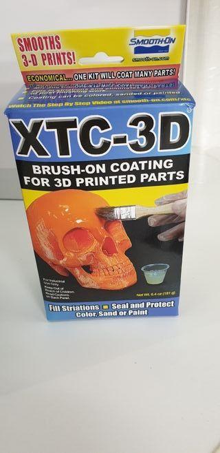 Liquido Impresión 3D cubre desperfectos barniz