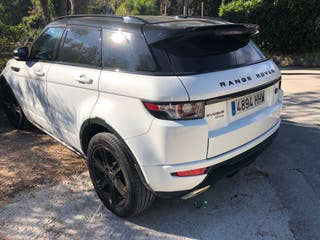 Land Rover Dinamy 2012