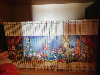 colección cómic mickey mouse