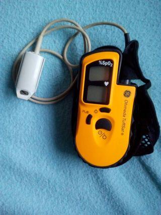 oximetro y pulsómetro semi nuevo