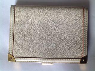Louis Vuitton, agenda. Diary Cover. Auténtica