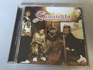 SINDICATO ARGENTINO DEL HIP HOP, CD