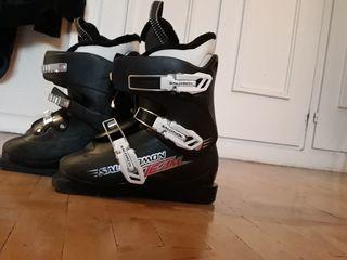 botas de esquí para niño pequeño